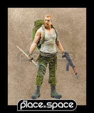 The Walking Dead Comic Series 4 Abraham Ford Figura De Acción