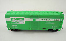 Vintage HO Scale Train Linde Union Carbide LAPX 358