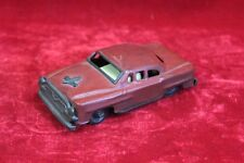 1900's Old Vintage Rare Small Red Car Toy Decorative Collectible PR-79