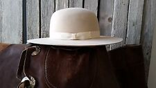 Boss of the Plains Cowboy hat hand made from european fur felt