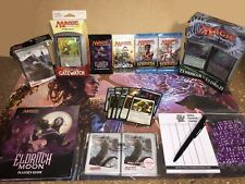 MTG Magic the Gathering Holiday Gift Bundle - Playmat Deckbox Boosters Decks