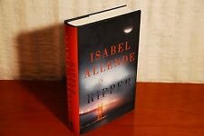 SIGNED Ripper by Isabel Allende (2014, Hardcover DJ, NEW 1st/1st)