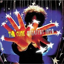 THE CURE GREATEST HITS 2 CD SET LIMITED BONUS ACOUSTIC GOTH ROCK ROBERT SMITH