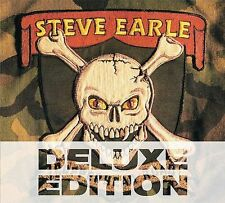 (CD; 2-Disc Set - Digipak) Steve Earle - Copperhead Road: Deluxe Edition