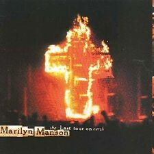 The Last Tour on Earth by Marilyn Manson (CD, Jan-2004, Interscope (USA))