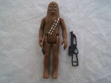 STAR WARS vintage 1977 CHEWBACCA Wookie action figure 100% COMPLETE Kenner VNICE
