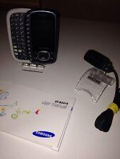 ��Samsung GT B3310 - Schwarz (Ohne Simlock frei für jede Karte) Slider Handy☘TOP