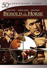 Behold A Pale Horse (DVD, 2014) Gregory Peck & Anthony Quinn!