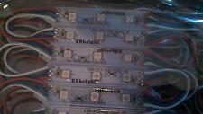 MULTI COLOR 80PCS 5060 RGB SMD 3 LED Module 12 V