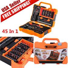 45 in 1 JM-8139 Screwdriver Set Repair Kit Opening Tools For Cellphone Computer!