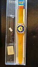 Vintage Swatch watch -1991 Spring Summer Collection Swatch Watch Reflector