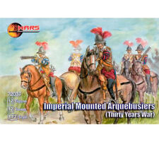 Mars - Imperial Mounted Arquebusiers - 1:72