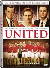 United (2011) ( United: The Legend Of The Busby Babes ) Kate Ashfield, Tim Healy