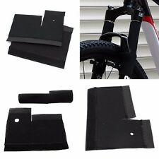1Pair Bicycle Frame Chain Protector Mountain Bike Stay Front Fork Cover