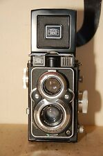 RARE - Zeiss Ikon Ikoflex Favorit with Carl Zeiss Tessar 75mm/3.5