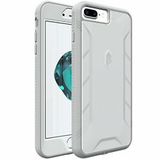 Revolution Premium Rugged Heavy Duty Case Cover for Apple iPhone 7 Plus White