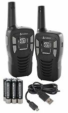 NEW! PAIR COBRA CXT145 MicroTalk 16 Mile 22 Channel Walkie Talkie 2-Way Radios