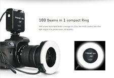 Aputure HC100 LED Light Macro Ring Flash for Canon Rebel T4i T3i T2i T1i XSi