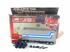TRANSFORMERS G1 OPTIMUS PRIME Boxed ORIGINALE TAKARA (casella poveri)