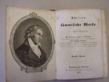 Schillers Werke  Stuttgart 1853-1857