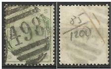 Queen Victoria - 1883 n. SG 196 dull green - used/usato
