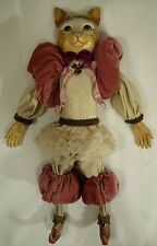 Wayne Kleski Katherine's Collection Victorian Juliet Female Cat Doll
