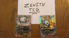 Absol EX and Mega Absol EX Promo Pokemon Cards