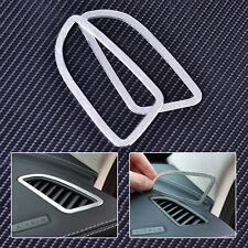 fit for Benz C Class W205 Dashboard Air Condition Vent Outlet Cover Trim Frame