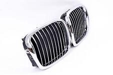 Nieren Kühlergrill für BMW 5er E39 M5 Style - Front Grill in Chrom