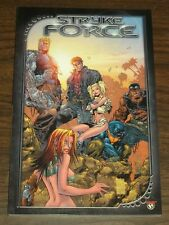 Strykeforce Vol 1 by Top Cow (Paperback, 2005)  9781582404714