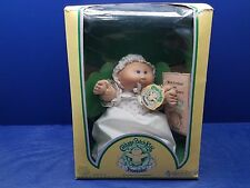 RARE VINTAGE 1985 PREEMIE Cabbage Patch Kids Doll NIB With Papers!! #3870