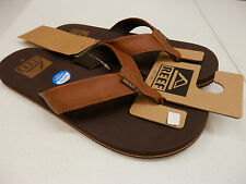 REEF MENS SANDALS TWINPIN BROWN SIZE 9