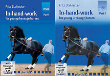 In-Hand-Work for Young Dressage Horses Combo Part 1 & 2 with Fritz Stahlecker!