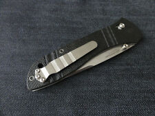 Custom Titanium Pocket Clip for Benchmade 943 710 530 Barrage Griptilian Osborne