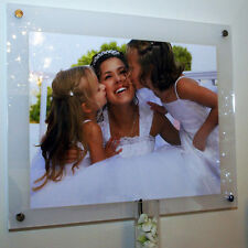 """White frost 14x16"""" 10mm wall poster picture photo frame for 10x12"""" foto pixi"""