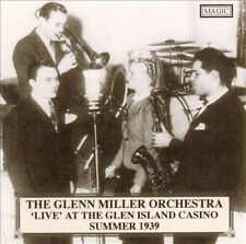 Live at the Glen Island Casino New CD