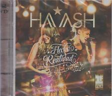 CD - Haash NEW Hecho Realidad 1 DVD & 1 CD Primera Fila FAST SHIPPING !