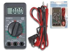 Velleman DVM810 Digital Multimeter Mini 3 1/2 Digital DMM 19 Range NEW!!!