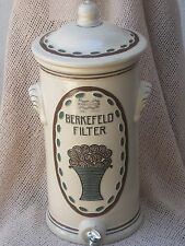 BERKEFELD Filter circa 1920's German made not English made