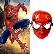 Super héros Spiderman mask Kids Cosplay Costume Robe Fantaisie Accessoire Parti