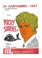 COME MOBY DICK-NOTTE-BEAT# Spartito Mimo# Ricky Shayne-Migliacci-D.Farina-Engrej