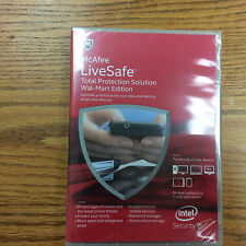 McAfee LiveSafe Unlimited* Device License 2015 Live safe