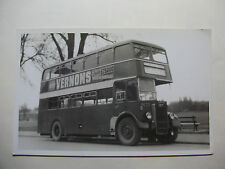 ENG252 - EASTERN COUNTIES OMNIBUSES Co Ltd - BUS No127 Photo