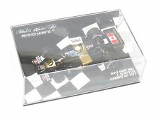 1/43 LUPO FORD WR1 GIAPPONESE GP 1977 J.SCHECKTER