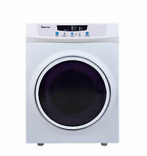 Magic Chef MCSDRY35W Portable Compact Electric Dryer 3.5 cu.ft Front Load 120Vt