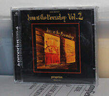 PROPRIUS PRSACD 7079 SACD: Jazz At The Pawnshop, Volume 2 - 2006 SWEDEN NEW