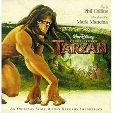 VariousArists - Soundtrack : Tarzan Disney Ost CD ALBUM