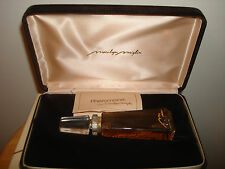 VINTAGE PHEROMONE MARILYN MIGLIN PURE PERFUME CRYSTAL BOTTLE 1Fl oz VELVET BOX