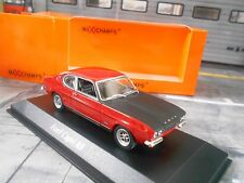 FORD Capri 1 RS2600 RS 2600 MKI Coupe red rot 1969 Maxichamps Minichamps 1:43