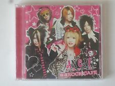 An Cafe Goku Tama Rock Cafe Music CD Album Visual Kei 11-Tracks Songs Japan